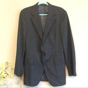 Polo Ralph Lauren Gray Blazer Jacket Coat